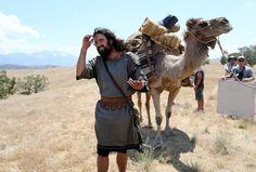 "LDS Church begins filming Book of Mormon videos on its ""Jerusalem set"" in Utah County"