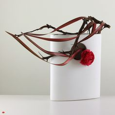 Ikebana ~ ribbons