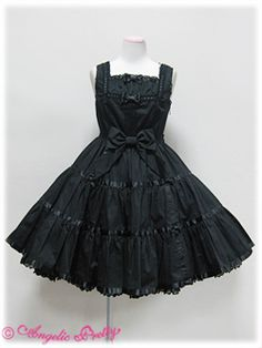 Angelic Pretty - Canary JSK