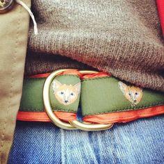 A beautiful belt.