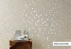 #EVOLVE #white | #Mosaic | #AtlasConcorde | #Tiles | #Ceramic | #PorcelainTiles