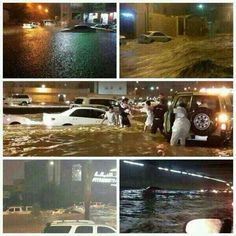 Riyadh Flood Ksa Saudi Arabia, End Time Headlines, Riyadh, Jesus Quotes, Waves, Sun Moon, Storms, Signs, Thunderstorms