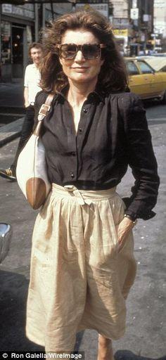 Carolina Herrera on designing for Jackie Onassis