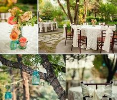The Gardens at Dry Creek. 3,995  tables, chairs, linens, easels, lanterns, sound system, mic, tv/dvd, cleaning/setup, $1,000 catering, cake,  bride & groom flowers, bridesmaid bouquet, 2 bouquets