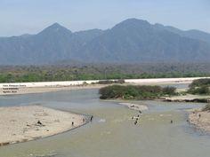 MadalBo: PILCOMAYO EN EMERGENCIA: Curso de un río contamina...