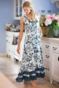Giverny Gown from Soft Surroundings