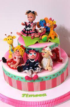 viorica's cakes: Tort turta Timeea