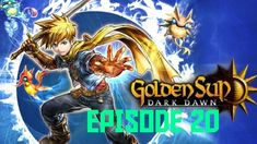 CHEATS GOLDEN SUN EPISODE 20 | GAME BOY APP 13 Game, Game Boy, Nintendo Ds, Golden Sun, Video Game Art, Apps, Youtube, Anime, Movie Posters