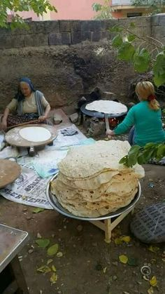 A Way of Life Dairy milk We Are The World, People Around The World, Around The Worlds, Punjab Culture, India Culture, Bread Oven, Village Photos, Cereal Recipes, How To Make Bread