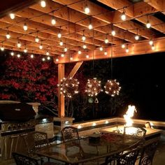 Including a pergola is among the many things which you can do in order to improve the worth of your residence. If you're planning on building a pergola you will initially need an acceptable … Backyard Lighting, Pergola Lighting, Outdoor Pergola, Exterior Lighting, Outdoor Lighting, Outdoor Decor, Lights On Pergola, Pergola Shade, Funky Lighting