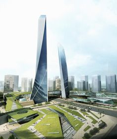 Southern Island of Creativity - Chengdu Urban Design Research Center