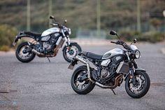 Yamaha XSR 700 ABS: Una moto hipster | Solomoto