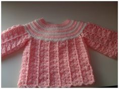 Jersey de bebe ( Chambrita) #tutorial 1 #DIY - YouTube