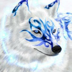 flame wolf