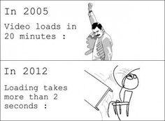 2005 vs. 2012. lol PISSED.