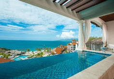 Sandals LaSource Grenada...private infinity pool verandas. Wow. Italian Oceanview PH. 1 Br. Skypool Butler Suite with Veranda Tranquility Soaking Tub.