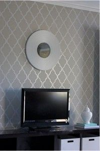 Dining Room paint - gloss on matte