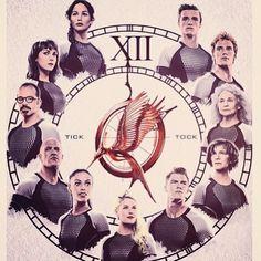 Hunger Games / Catching Fire / Quarter Quell /