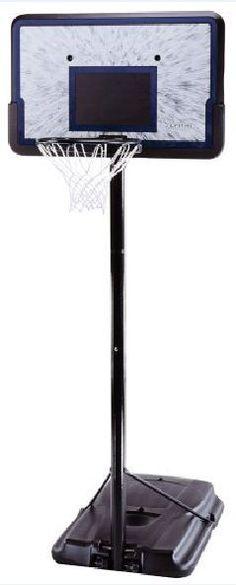 Basketball Hoop System Adjustable Accessories Outdoor Portable Backboard Court