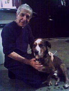 Leonard Cohen And The Family Dogs: Tinkie, Kelef, Nova, ... - DrHGuy