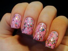 Amy's Nail Boutique Sophie over OPI Mod About You
