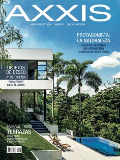 Refugio moderno en Guatapé Carrera, Oasis, Tropical, Mansions, House Styles, Home Decor, Natural Homes, Barichara, Guatape