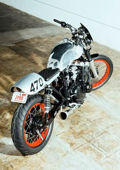 Brad's CB750 | Photos by Kevin McCauley
