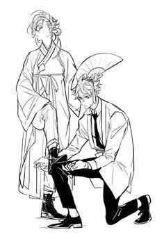 Character Sketches, Art Sketches, Character Art, Character Design, Manga Drawing Tutorials, Art Tutorials, Manga Poses, Art Reference Poses, Boy Art
