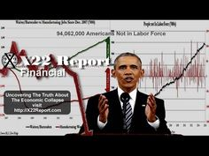 Obama Pushes Recovered Economy With Manipulated Statistics - Episode 886a - YouTube
