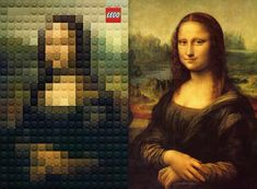 Leonardo da Vincini – Mona Lisa [Photo:Marco Sodano/Geometry Global]