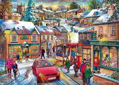 Ray Cresswell. Зимне-праздничное.. Обсуждение на LiveInternet - Российский Сервис Онлайн-Дневников