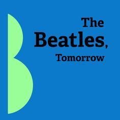 《The Beatles,Tomorrow》披頭四展 - Logo