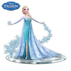 Disney Let It Go Figurine