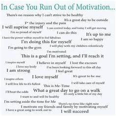 What do you do to motivate yourself? Http://listenlearnearn.net
