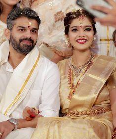 Gold Kanjeevaram Zari Wedding Saree. #Frugal2Fab