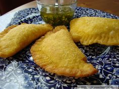 "colombian food   Halal Mama: Colombian Empanadas and ""Aji"""