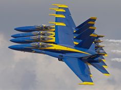 """...And fast to travel."" - Blue Angels"
