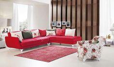 Çeşme Köşe Takımı Dinamik ve etkileyici çizgiler kırmızı rengin çekim gücüyle ortaya eşsiz ve modern bir tasarım çıkarıyor http://www.yildizmobilya.com.tr/cesme-kose-takimi-pmu5243 #corner #koltuk #kadın #home #ev #dekorasyon #modern #moda #trend http://www.yildizmobilya.com.tr/