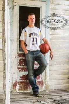 sports photography poses | Jonathan High school senior photography Sports poses | BOYS