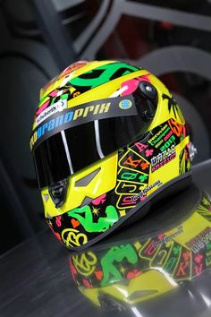 Racing Helmets Garage: Schuberth Auto