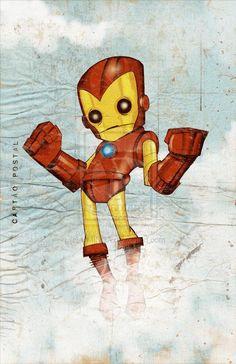 Iron Man by Christopher Uminga