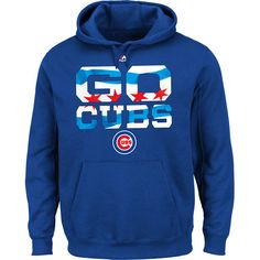 - Hooded fleece pullover - 80% cotton/ 20% polyester jersey - Screen printed graphic - Officially Licensed by Major League Baseball - Imported