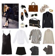 Sea of Shoes - wardrobe classics.  1 of 2