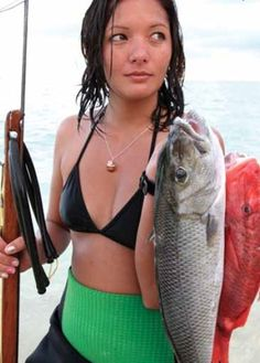 Spearfisher and Artist Kimi Werner