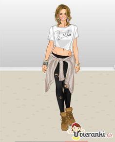 Jak oceniasz stylizację na muzyczny festiwal? :) Zagraj już teraz na ubieranki.eu!