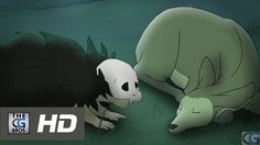 """Check out this moving short called """"The Life Of Death"""" as Death goes about his daily job of taking the lives of animals in the forest when he comes across a ..."""