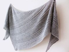 Another Awesome Asymmetrical Shawl Pattern Free Knitting Pattern Shrug Pattern, Shawl Patterns, Stitch Patterns, Wrap Pattern, Craft Patterns, Crochet Shawls And Wraps, Knitted Shawls, Knitted Fabric, Knit Scarves