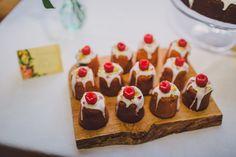 Homebaked style dessert table | onefabday.com