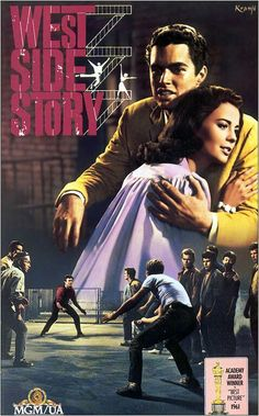 West Side Story - love this movie!