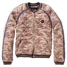 Scotch R'Belle padded jasje (AC9-W15/31491/A) | Kixx Online kinderkleding & babykleding
